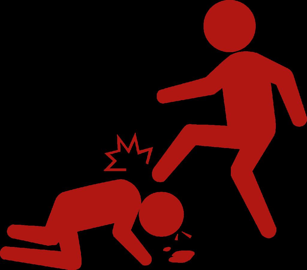 Преступления против личности иконка